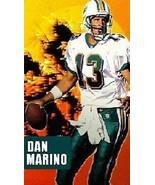 Dan Marino Magnet #1 - $7.99