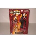 Hasbro 1998 Star Wars Episode 1 Ultimate Hair Queen Amidala NEW - $14.01