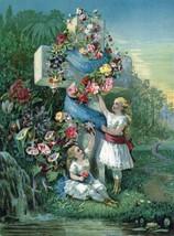 9483.Decoration Poster.Room Wall art.Home decor.Children worship Christi... - $11.29+