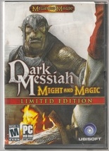 Dark Messiah of Might & Magic Limited Edition - PC [video game] - $152.65