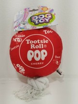 OurPets Tootsie Pop Plush Dog Toy   Free Shipping - $9.89