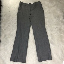 Express Women's Size 8R Gray Straight Dress Pants  - $24.73