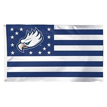 NCAA Florida Gulf Coast Eagles Stars and Stripes Deluxe Flag, 3 x 5', Mu... - $29.83