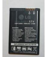 NEW OEM LG ACCOLADE VX5600, Revere VN150, VX8370 Clout Battery LGIP-520NV - $9.99