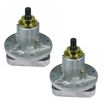 2 Spindle Assembly for John Deere GY20785 GY20050 Most L100 L107 L108 L110 L120 - $64.32