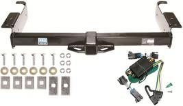 2000 00 2001 01 2002 02 Gmc Savana Van Trailer Hitch & Wiring Harness Kit ~ New - $186.97