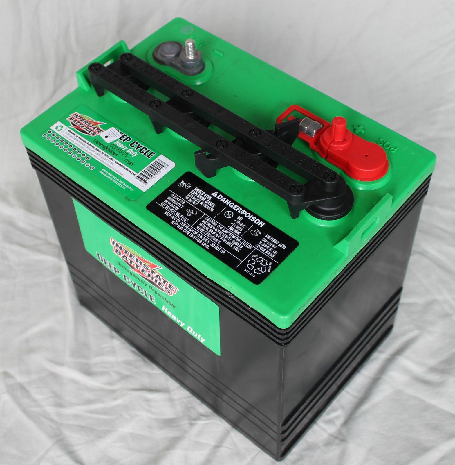 Interstate  Volt Car Batteries