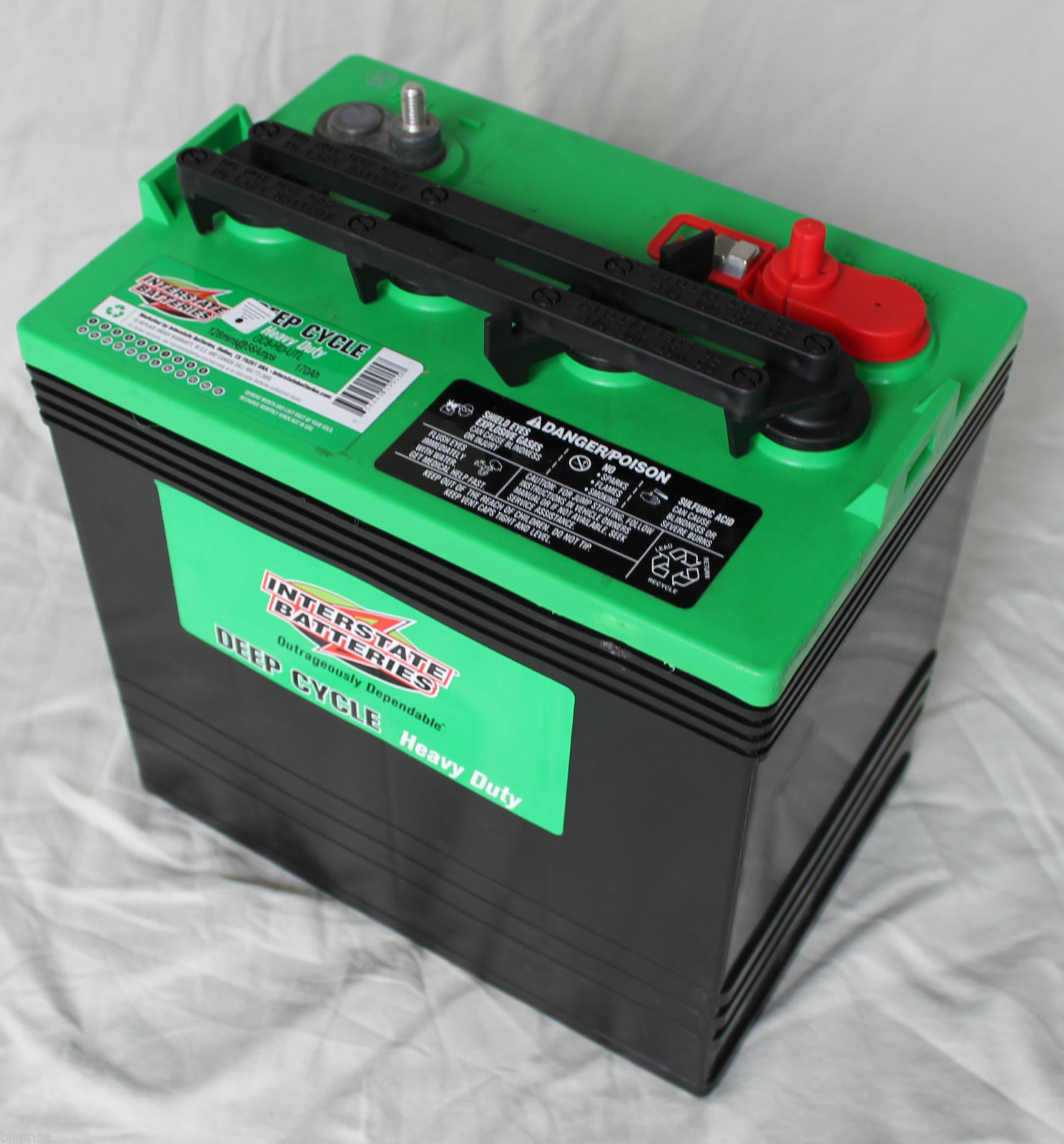 Interstate Batteries is the #1 Replacement battery in the country. We have automotive (New/Blemished/Used), Truck, RV, Marine, Commercial, Golf Cart, Motorcycle, Gel, Wheelchair, UPS, and more! Typically we have the battery available in stock. They come with a NATIONAL WARRANTY with dealers in every county in the United States. We have a professional staff that can assist you with .