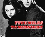 Five Miles to Midnight- DVD-Starring Sophia Loren and Anthony Perkins