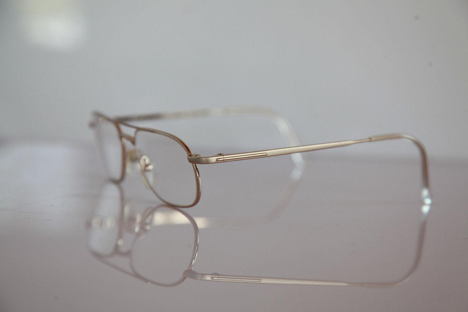 FIELMANN Eyewear, Gold  Frame, RX-Able Prescription lenses.