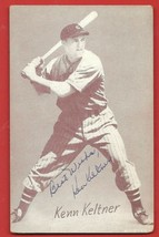 1947- 66  KEVIN  KELTER  HAND  SIGNED  AUTHENTICATED  AUTOGRAPHED  EXHIB... - $24.99