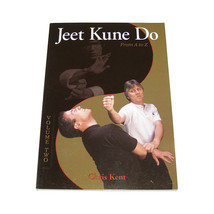Jeet Kune Do A to Z #2 Book Chris Kent Bruce Lee Jun Fan martial arts ka... - $13.06