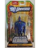 DC Universe Omac action figure Justice League Unlimited Fan Collection -... - $15.00