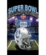 Super Bowl Indianapolis Colts Magnet - $7.99