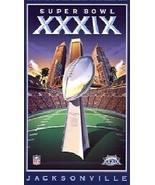Super Bowl XXXIX Jackzonville Magnet - $7.99
