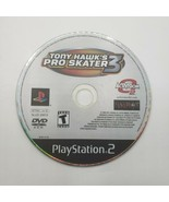 Tony Hawk's Pro Skater 3 (Sony PlayStation 2, 2002) PS2 Disc Only Tested... - $9.80