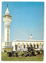 Tunisia Sidi Daoud Mosque Islam Muslim Vintage H Ismail 4X6 Postcard - $5.59