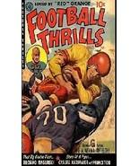 Football Thrills Magnet #2 - $7.99