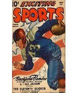Exciting Sports Magnet - $7.99