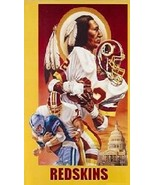 Washington Redskins Magnet - $7.99