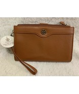 Giani Bernini Genuine Leather Wallet Brown - $40.00