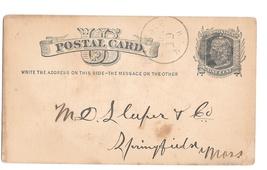 Scott UX5 HInsdale NH Fancy Cork Cancel Keg Beer Order by P. P. Woodbury 1880 image 1