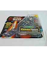 Hasbro Star Wars Episode 1 Electronic CommTech Reader - $12.64