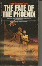 Star Trek Fate of the Phoenix ORIGINAL Vintage 1979 Paperback Book S Mar... - $19.79