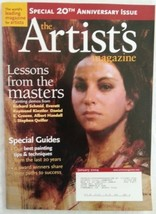 The Artist's Magazine Special 20th Anniversar Issue Single Issue Magazine Januar image 1