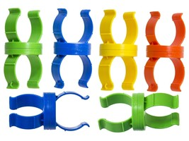 SwimWays Pool Noodle LYNX Links Connectors Pool Toys 6-pack Playset NIP image 2