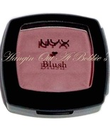 NYX Cosmetics Powder Blush #02 DUSTY ROSE New Unused - $5.99