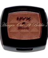 NYX Cosmetics Powder Blush #22 PECAN New Unused - $5.99