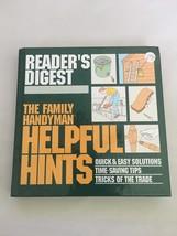The Family Handyman Helpful Hints - Hardcover - $5.49