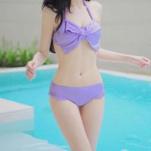Sexy Women's Bikini Push-up Padded Bra Swimsuit Bathing Suit Swimwear Skirt - $15.18