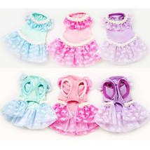 Apparel for Small Dog TUTU Dress Pet Dog/Cat Princess Dress Puppy Supplies - $12.59