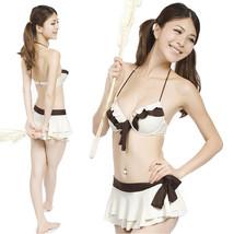 Sexy Women's Bikini Push-up Swimsuit Padded Beach Bathing Swimwear Skirts - $13.28
