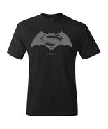 New Batman VS Superman Dawn of Justice 2016 Logo T-Shirt All Sizes - $19.99+