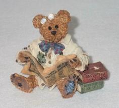 Boyd Bearstone Resin Bears Dean Newbearger III Bears & Bulls Figurine #2... - $8.56