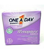 One-A-Day Women's Menopause Formula Multivitamin Tabs, 2 x 50/pack. New.... - $32.65