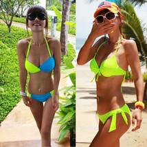 Sexy Fashion Women's Bikini Push-up Padded Bra Bathing Suit Swimsuit Swi... - $8.99