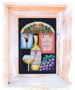 Chateau Bliss cross stitch chart Bobbie G Designs - $7.20