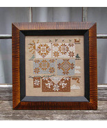 Quaker Quilts cross stitch chart Carriage House Samplings - $9.00