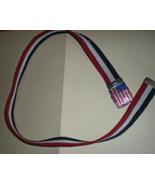 Belt size 38 (Red, White & Blue) Stars &Stripes - $5.00