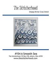 A Smooth Sea nautical cross stitch chart The Stitcherhood - $8.10