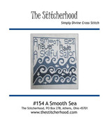 A Smooth Sea nautical cross stitch chart The Stitcherhood - $8.10