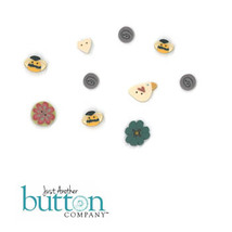 BUTTON PACK for Remember Me cross stitch chart Shepherds Bush - $16.55