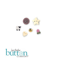 BUTTON PACK for Summer Trifles cross stitch chart Just Another Button Co  - $10.05