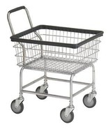 Accessory Cart Handle Fits All R&B Laundry Carts w/ Hardware Model LC HA... - $47.21
