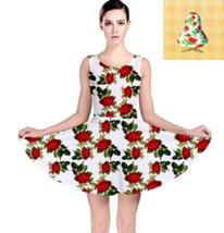 Rose Tank Skater Dress XS-3XL - MADE  TO ORDER - $39.99+