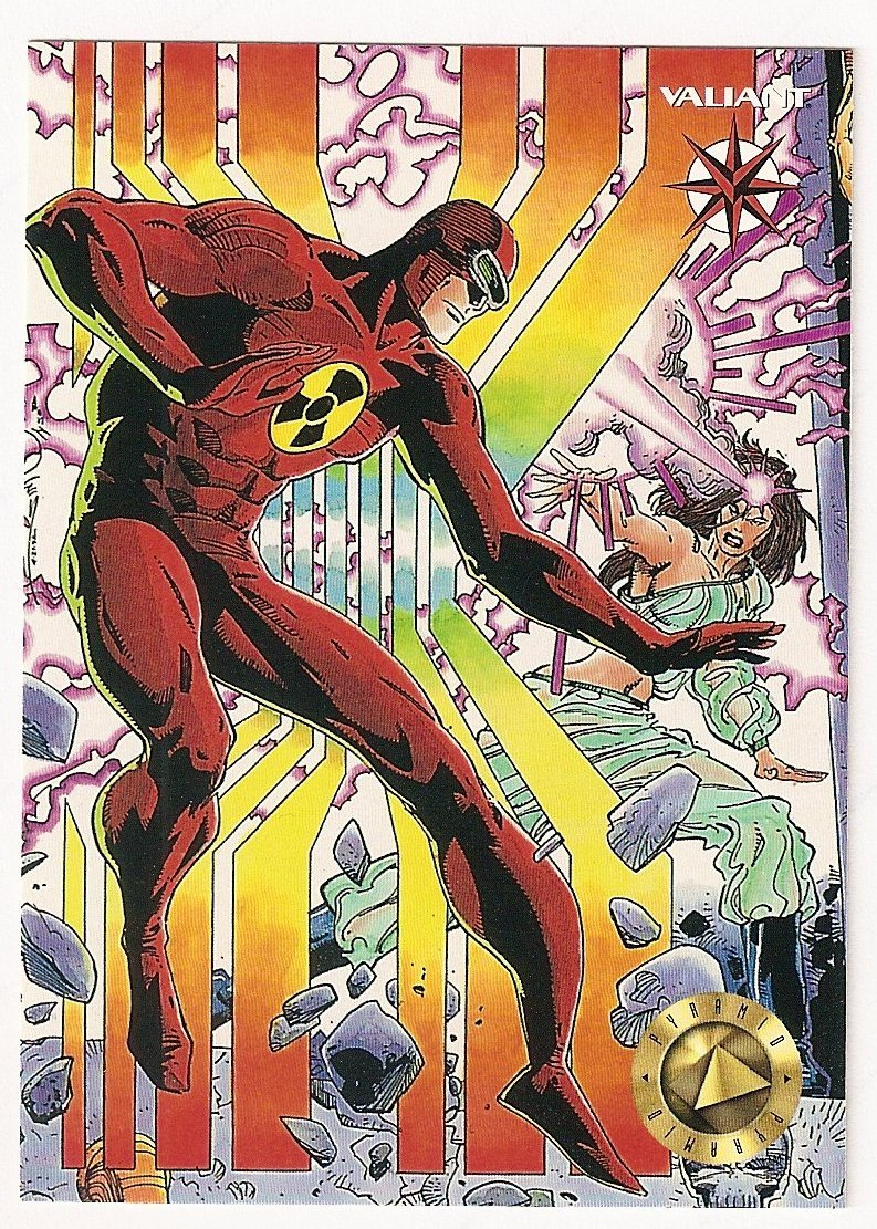 Valiant   1993   Individual Trading Cards